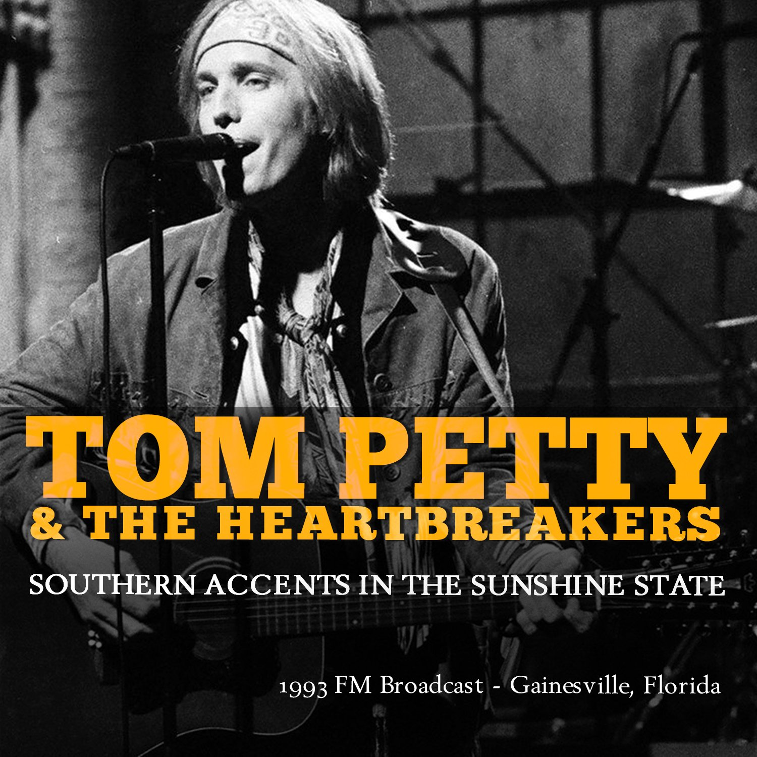"""TOM PETTY and the HEARTBREAKERS – """" Southern Accents in ..."""
