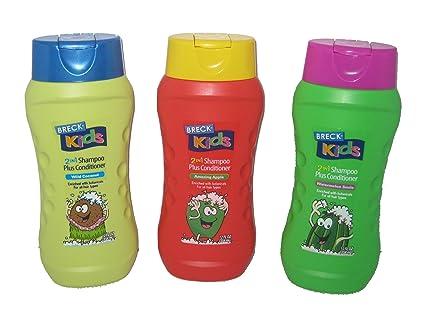 Kids Shampoo And Conditioner Shampoo Plus Conditioner