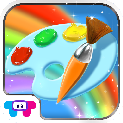Paint Sparkles Draw - My First Coloring Book Hd! front-883412