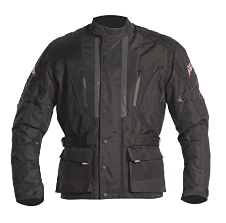 Nouvelle RST Alpha III 1084 moto noire veste grande valeur