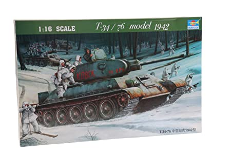 Trumpeter 1:16 - T-34/76 Model 1942