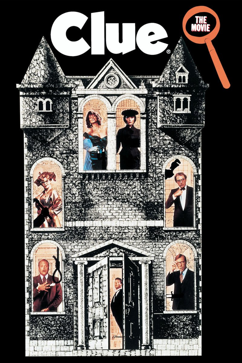 CLUE on Amazon Prime Instant Video UK