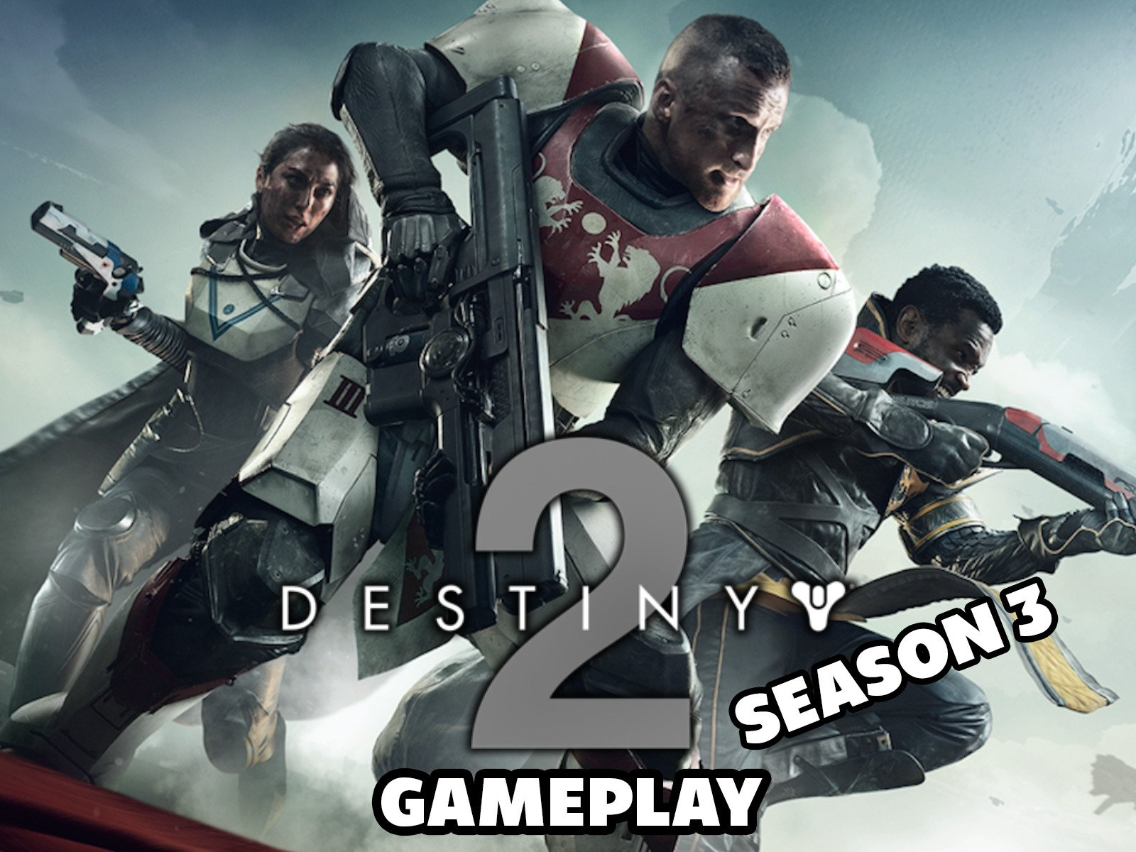 Clip: Destiny 2 Gameplay - Season 3