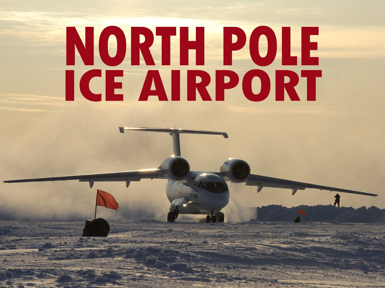 North Pole Ice Airport on Amazon Prime Video UK