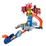 Hot Wheels Dragon Blast Playset (Color: Multi Color)