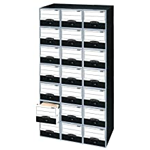 Bankers Box Super Stor/Drawer Storage Drawers, Letter, 6 Pack (00372)