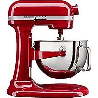 KitchenAid KL26M1XER Professional 6-Qt. Bowl-Lift Stand Mixer (Empire Red)