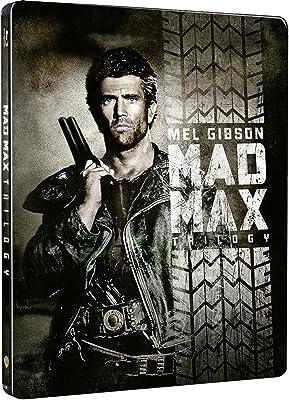 Trilogía Mad Max - Edición Metálica [Blu-ray]