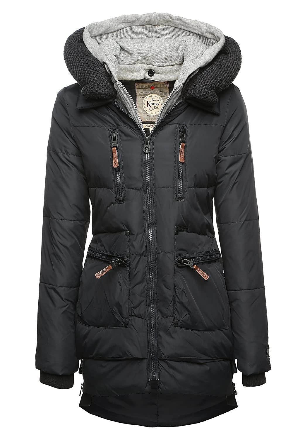 khujo Damen Jacke RILEY WITH INNER JACKET 1213JK153J_281 günstig