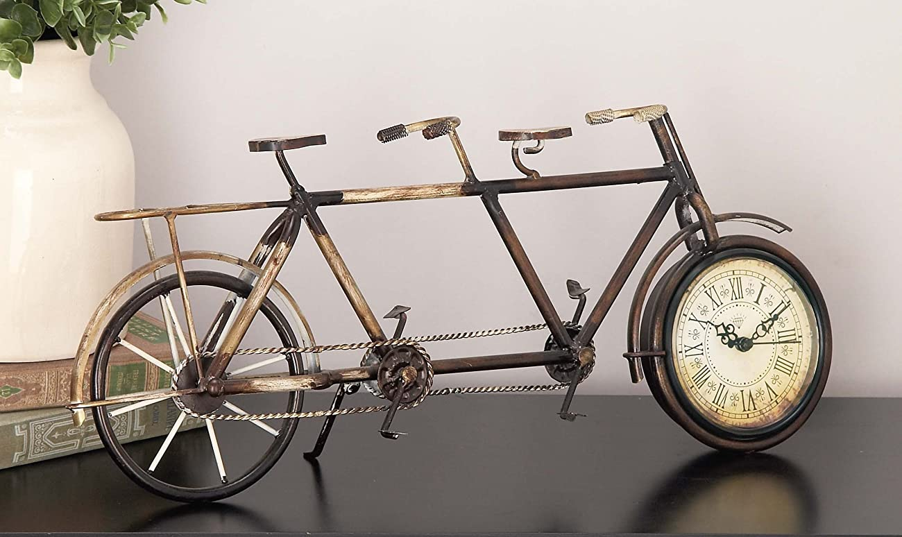 Bicycle Clock 1