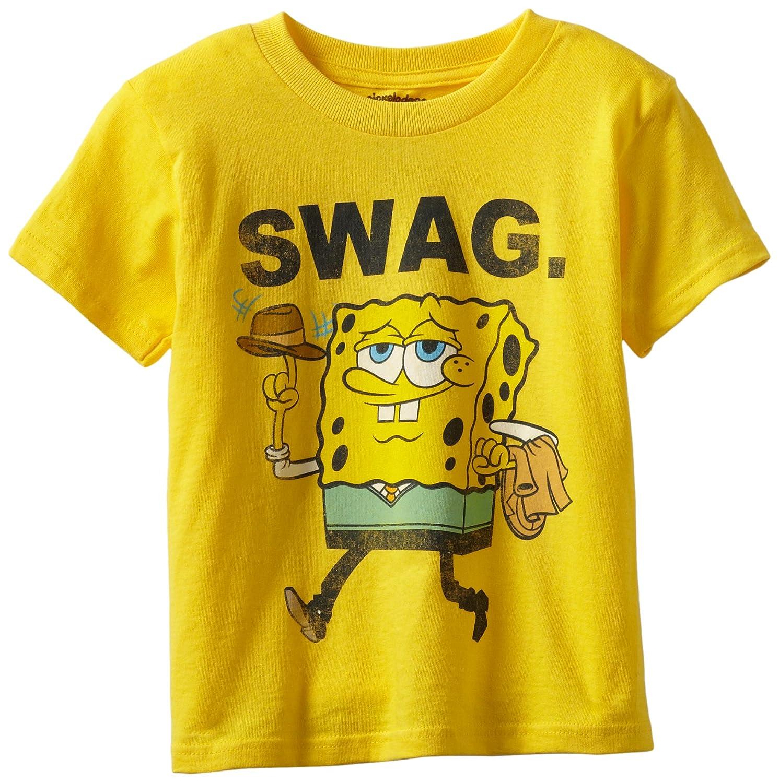 Swag Shirts For Boys Boys' Swag Tee Yellow