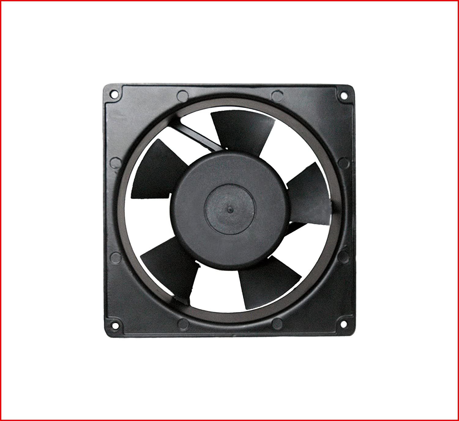 Fan for kitchen exhaust - Maa Ku Ac Small Kitchen Exhaust Fan 6 70 Inches 17x17x5cm Black Amazon In Home Kitchen