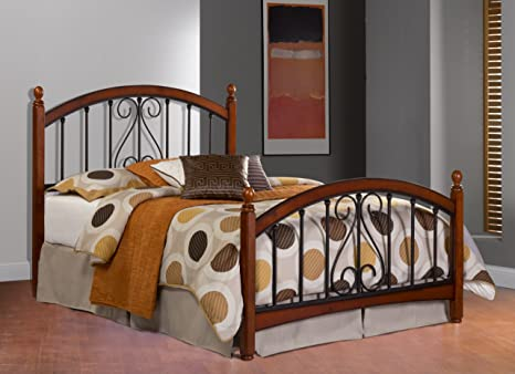 Hillsdale Furniture Burton Way Bed Set w/o Rails