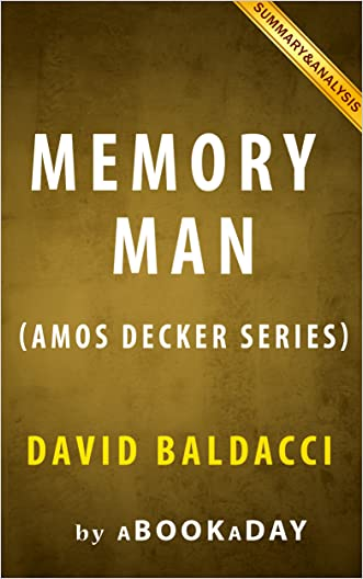 Memory Man: (Amos Decker series) by David Baldacci | Summary & Analysis written by aBookaDay