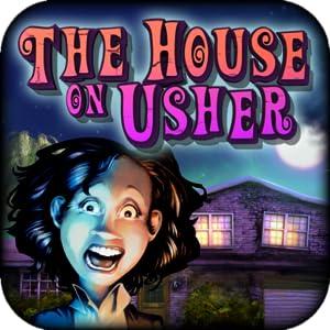 Hidden Object- House on Usher FREE by Tamalaki