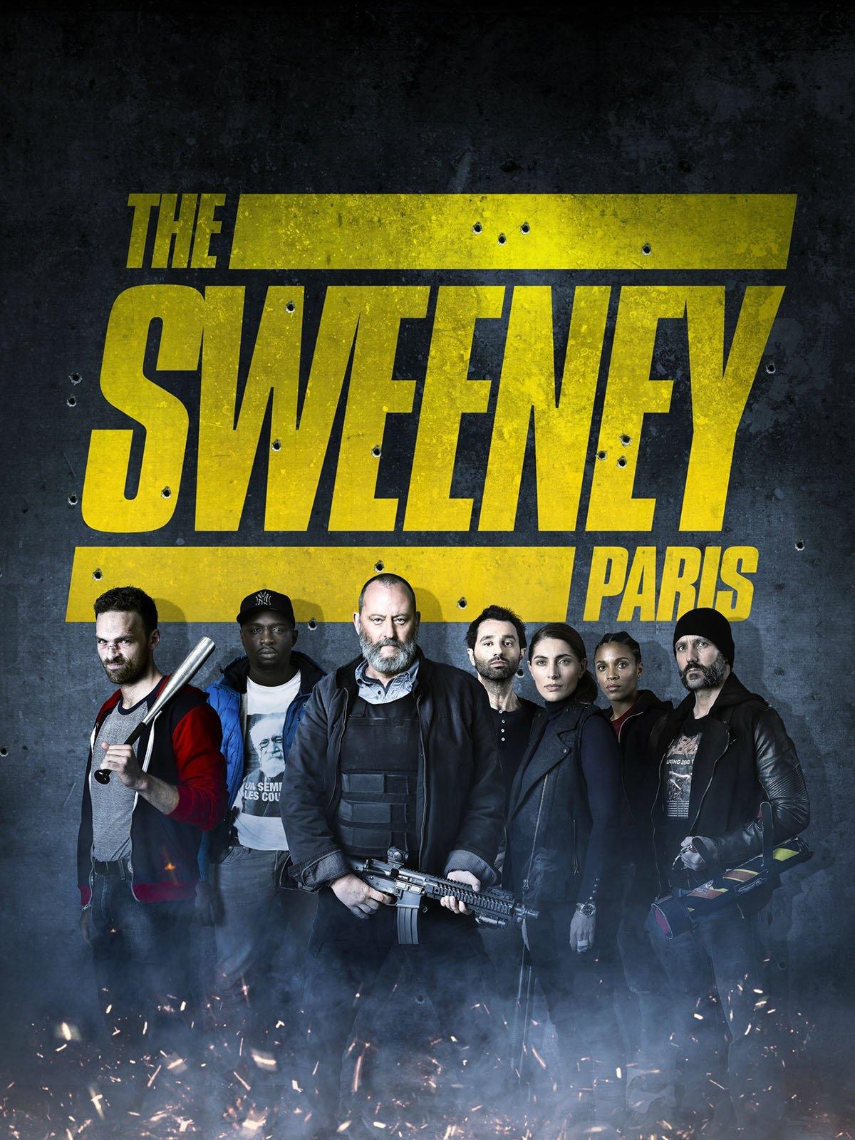 The Sweeney: Paris on Amazon Prime Instant Video UK