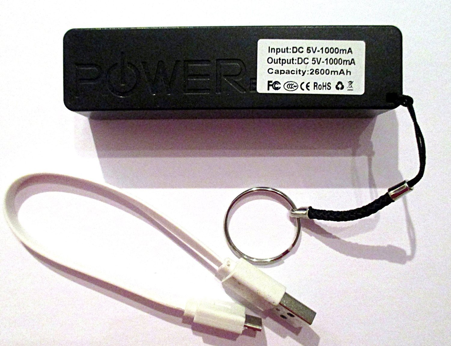 power bank de 2600 como funciona