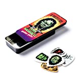 Dunlop KH01T088 Kirk Hammett Monster Pick Tin, Assorted, .88mm, 6 Picks/Tin