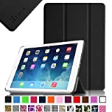 Fintie SmartShell Case for Apple iPad Air (iPad 5 5th Generation) Ultra Slim Lightweight Stand (with Smart Cover Auto Wake / Sleep) - Black