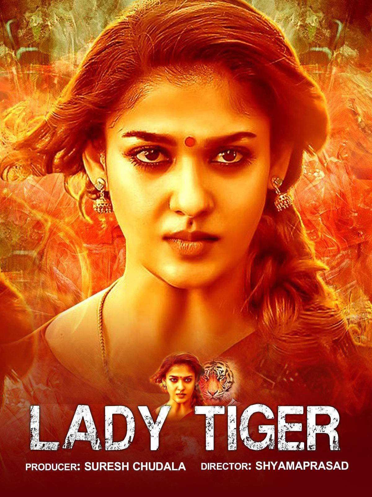 Lady Tiger