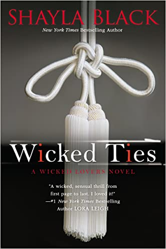 Wicked Ties (Wicked Lovers series Book 1)