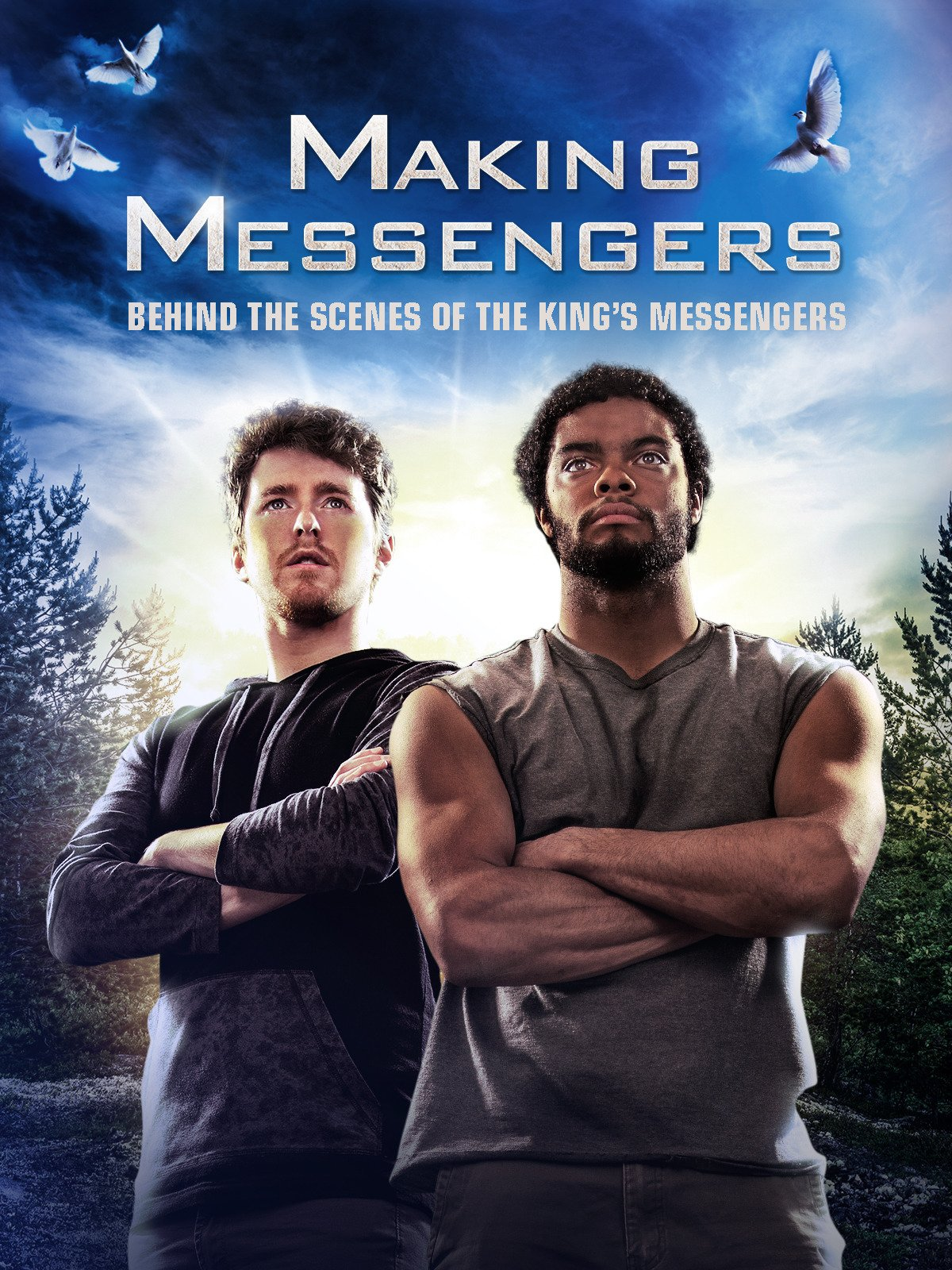 Making Messengers: Behind the Scenes of 'The King's Messengers' on Amazon Prime Instant Video UK