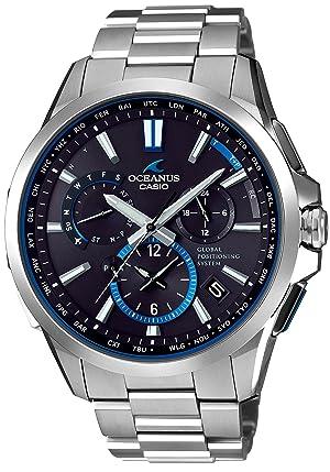 CASIO 腕時計 オシアナス GPS ハイブリッド 電波ソーラー OCW-G1100T-1AJF