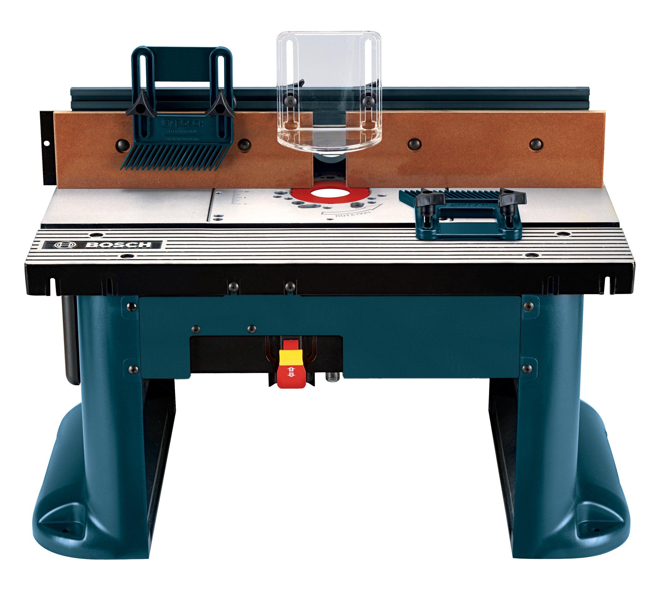 Router Table Bosch Benchtop RA1181 New Precision Shop ...
