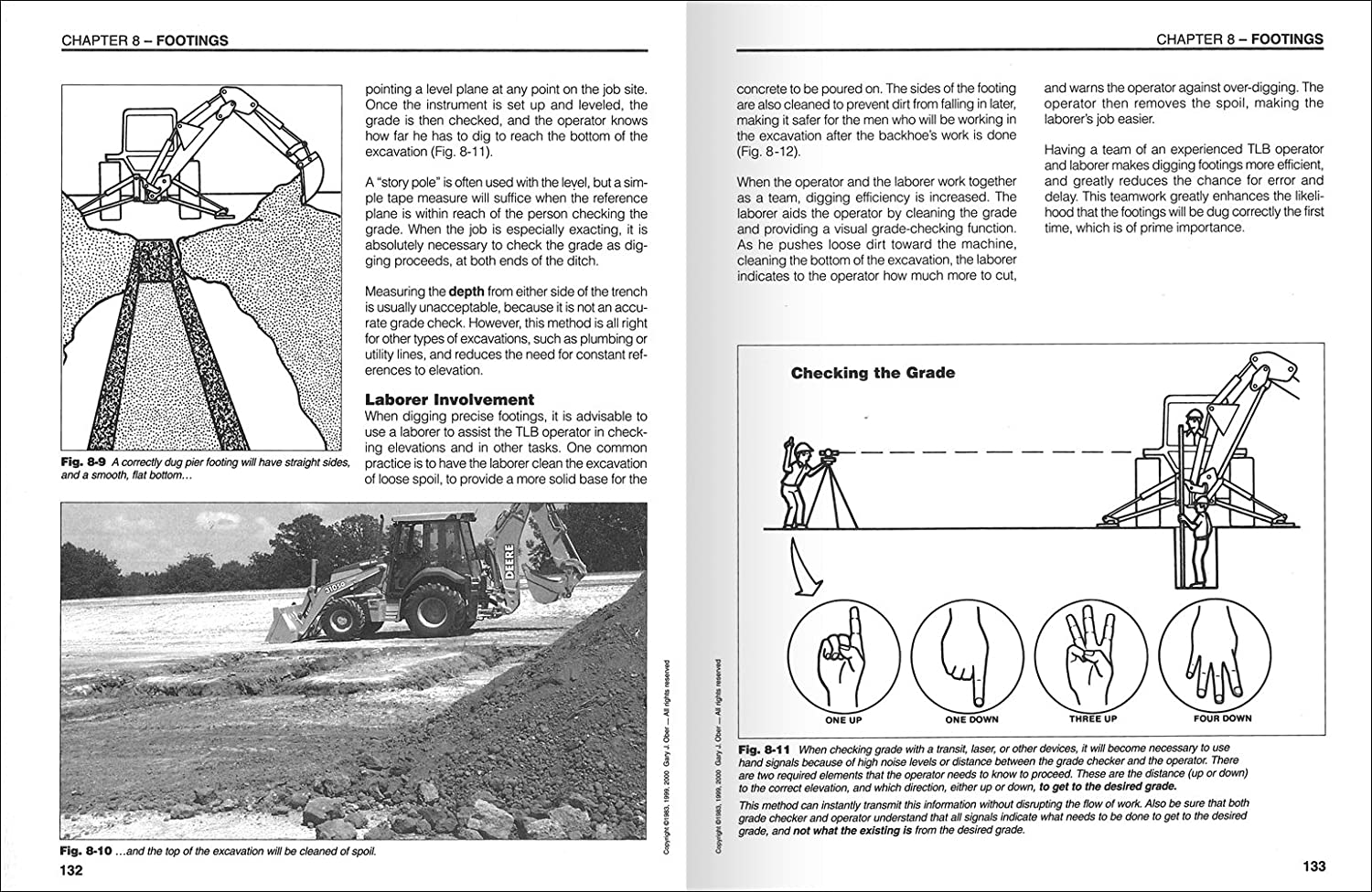 Operating techniques for the tractor loader backhoe Gary J. Ober
