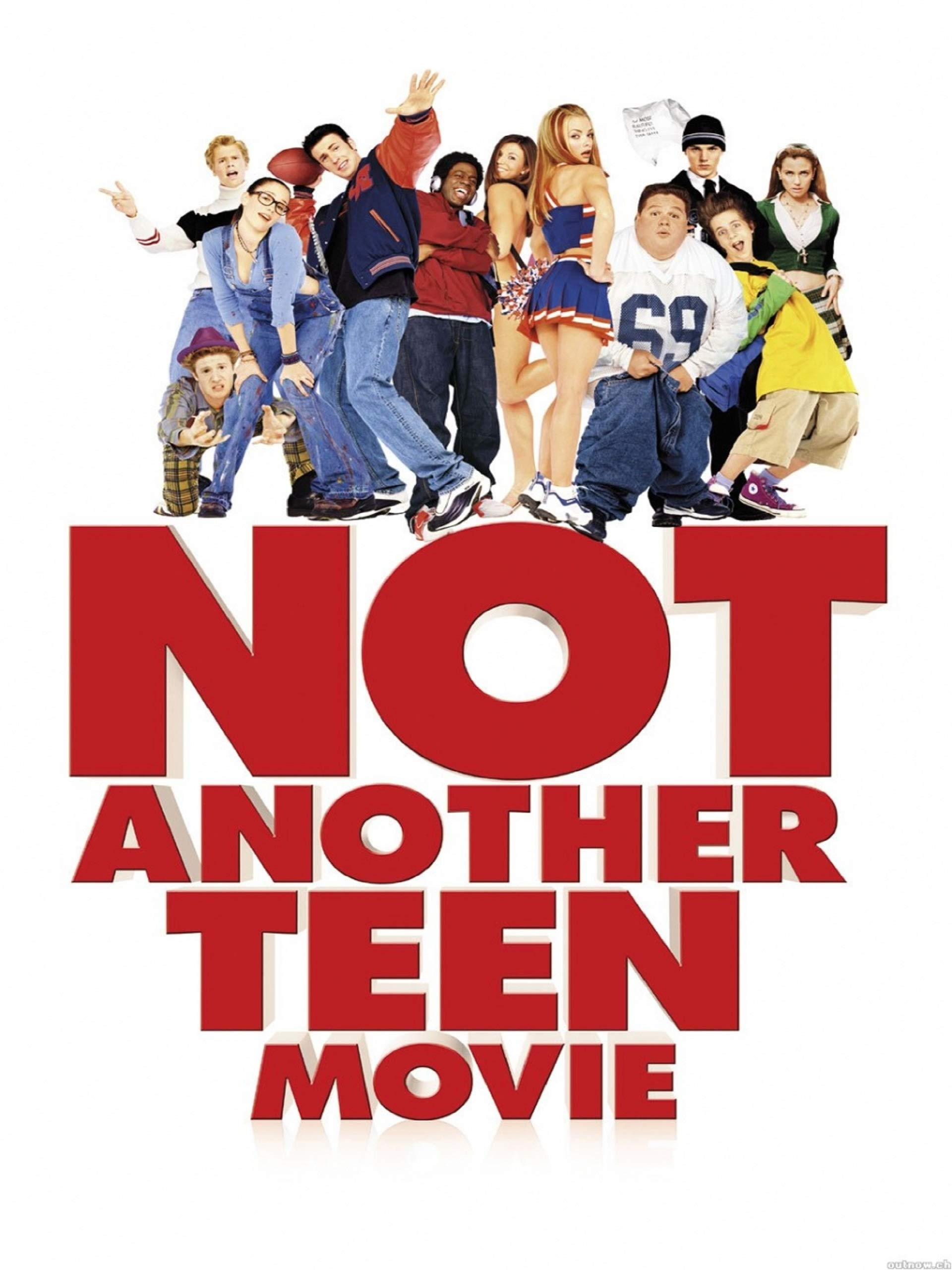 Not Another Teen Movie on Amazon Prime Video UK