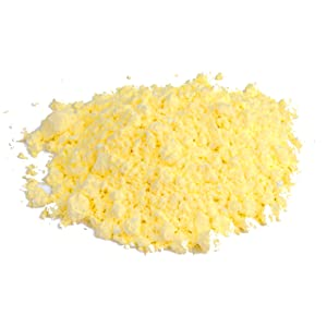 20g of Thermochromic Temperature Activated Pigment Powder - Heat Sensitive Color Changing Powder for Slime, Paint, Resin, Epoxy, Nail Polish, Ink, Screen Printing, Fabric Art, Casting (Yellow) (Color: Yellow)