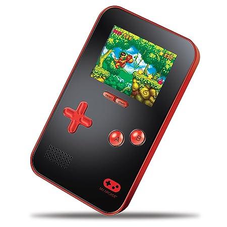 DreamGear My Arcade Joueur De Go Portable - Rouge/Noir