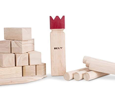 Bex - 07710 - Jeu Kubb - Red King