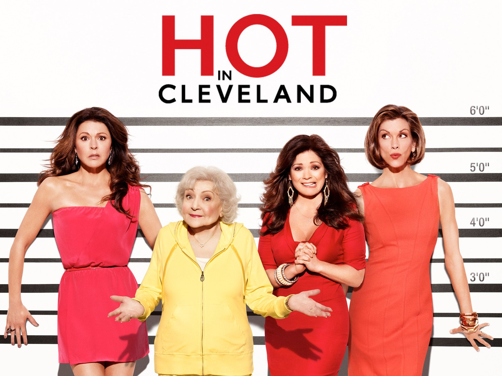 Hot in Cleveland on Amazon Prime Video UK
