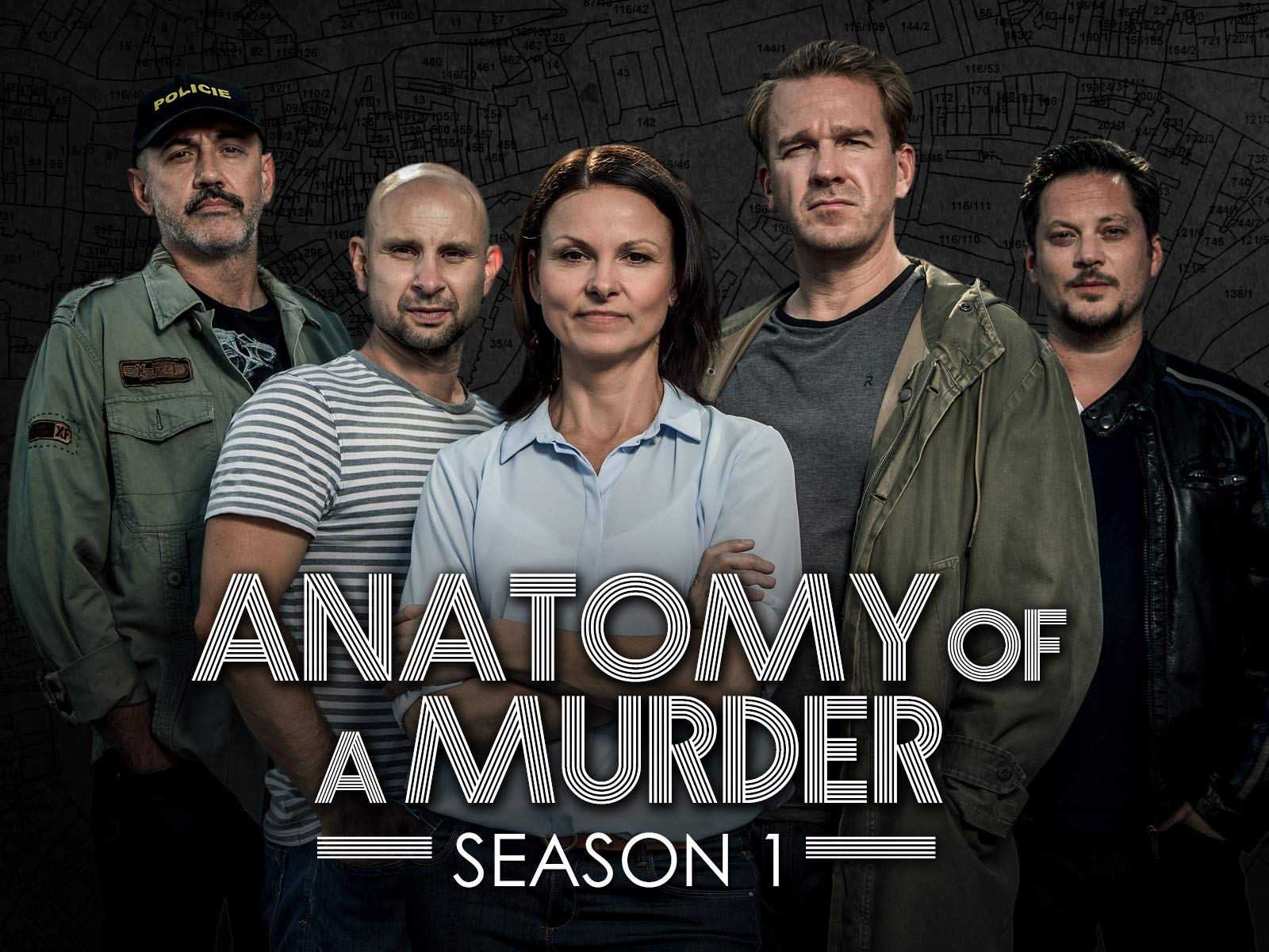 Anatomy of a murder - Season 1