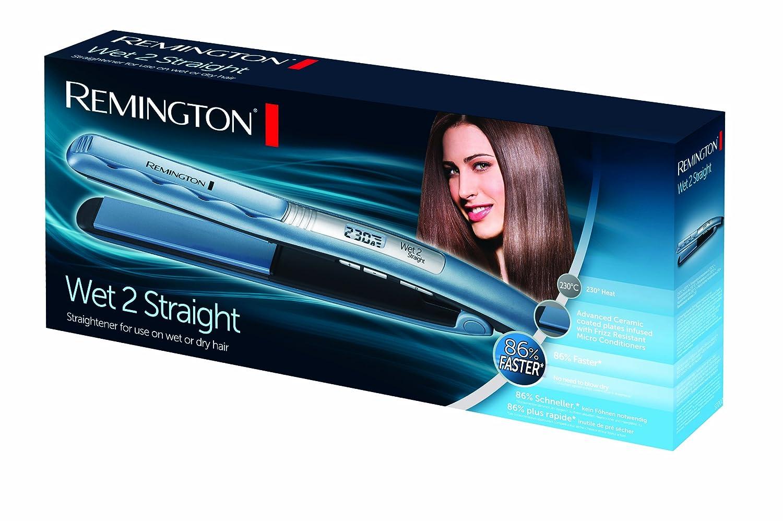 Remington S7200 Wet 2 Straight Hair Straightener Review