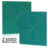 ZERRO Self Healing Rotary Cutting Mat Double Sided 5-Ply 18