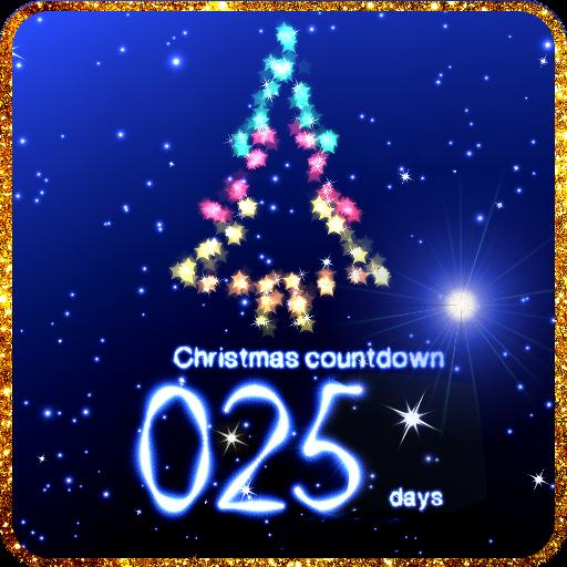 christmas countdown lite live wallpaper