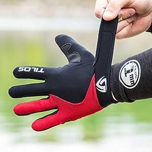 Tilos 1.5 Amara Palm Mesh Reef Glove