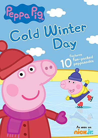 Peppa Pig: Cold Winter Day