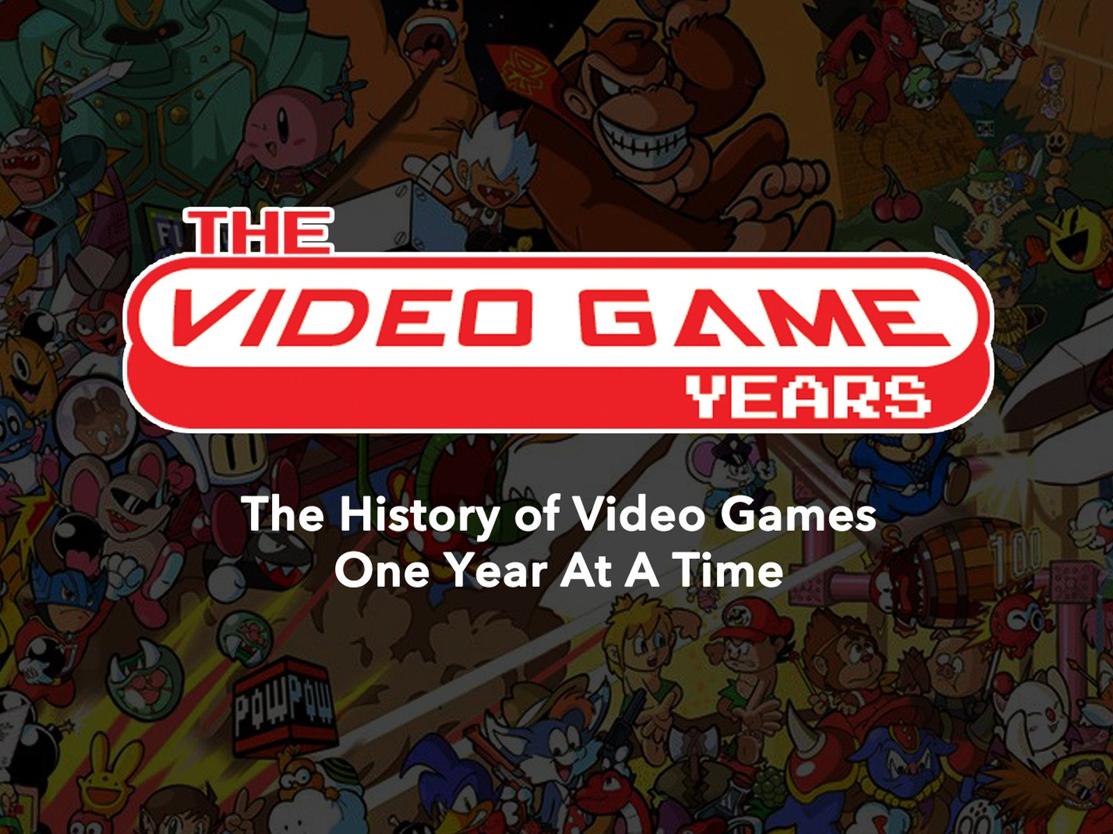 The Video Game Years - Season 1