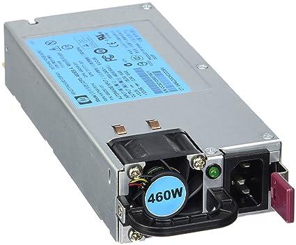 HP Common Slot Platinum Power Supply Kit Alimentation branchement à chaud ( module enfichable ) 460 Watt