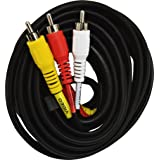 GE 23216 RG59 Coaxial Audio/Video Cable (6 Feet)
