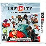 Disney Infinity 3DS Replacement Game Only - No Base or Figures Included
