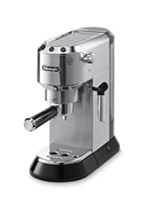 De'Longhi EC680 Dedica 15-Bar Pump Espresso Machine