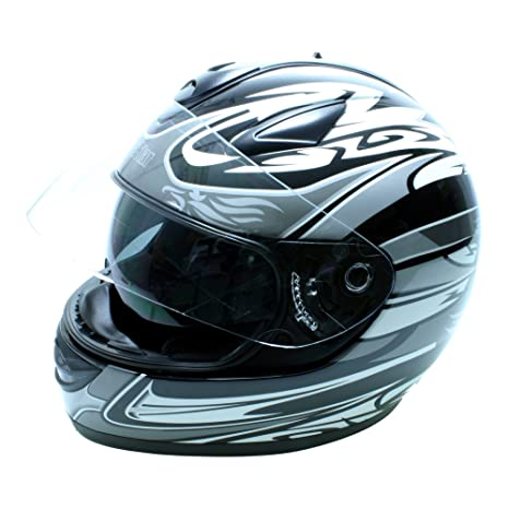 Roadstar 0.502.87 integral casque phantom storm-noir/argent