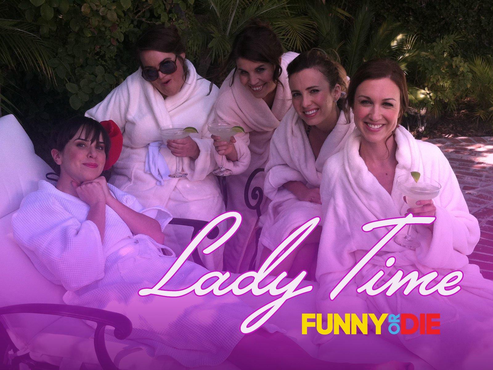 Lady Time on Amazon Prime Video UK