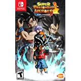 Super DRAGON BALL Heroes: World Mission - Nintendo Switch