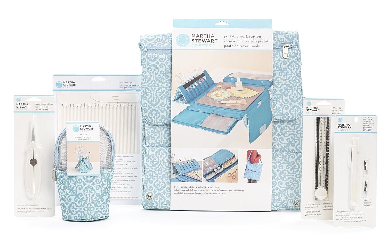 Martha Stewart Crafts Portable Work Station Scrapbooking Kit