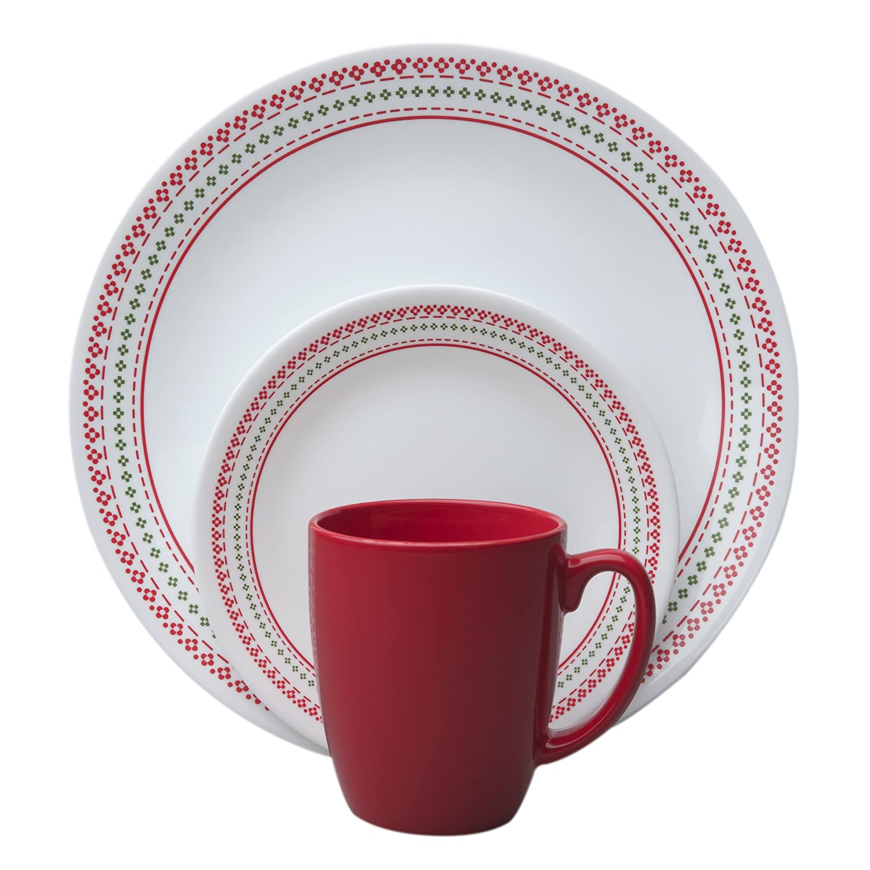 Corelle Livingware 16 piece Dinnerware